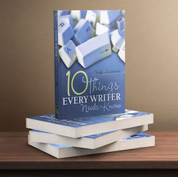 10 Things Every Writer Needs to Know Book Cover