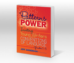 Patterns of Power by Jeff Anderson Book Cover