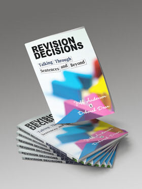 Revisions Decisions Book by Jeff Anderson