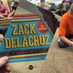 Zack Delacruz Book in Classroom