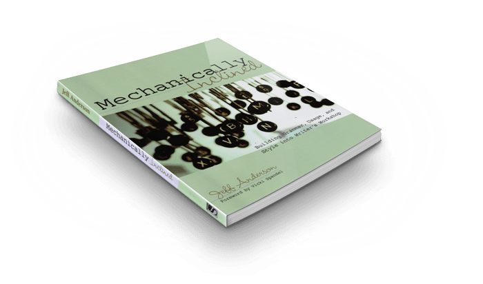 Mechanically Inclined Jeff Anderson Best Seller Book