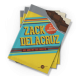 Zack Delacruz Book Cover Press Realease