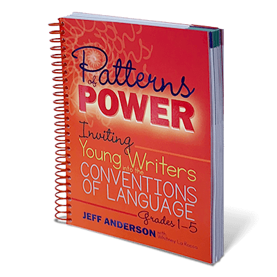 Patterns of Power 1 to 5 grade Book