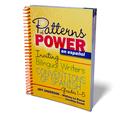 Patterns of Power in Spanish